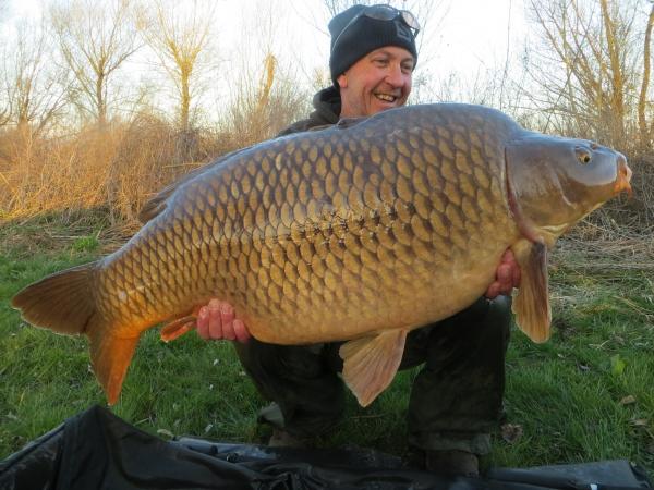 Alan Layton: 45lb - Lake 2