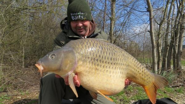 Martin Deagle: 53lb 6oz Lake 2