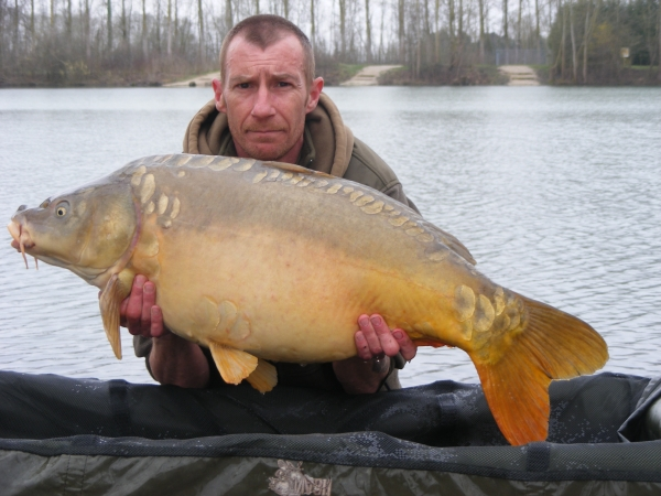 Sean Plummer: 37lb Lake 3
