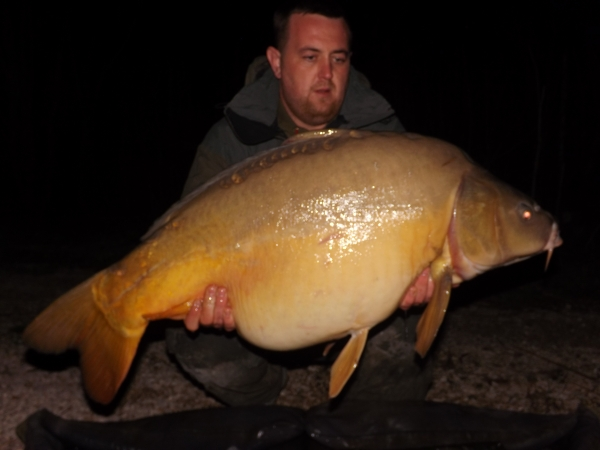 Andy Grittiths: 46lb