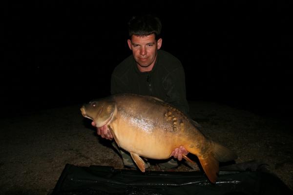 Stuart Webb: 34lb