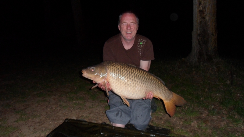 Andy Bamwell: 36lb