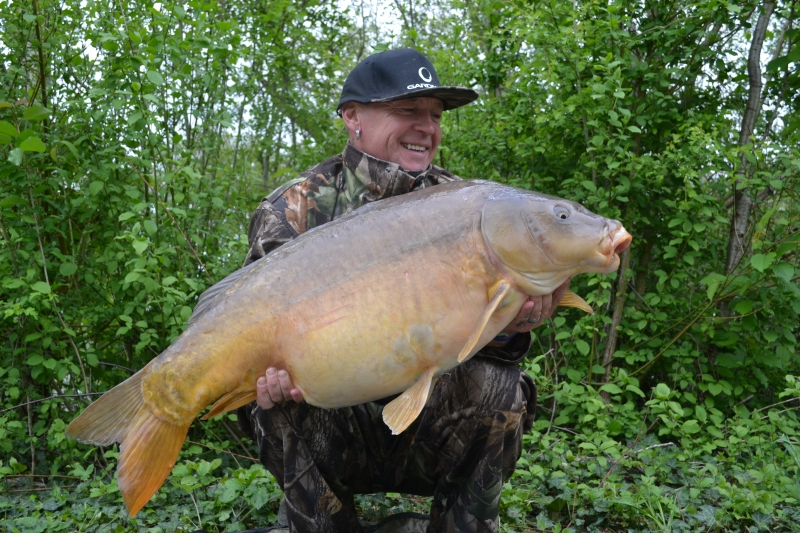 Andrew Kennedy: 43lb