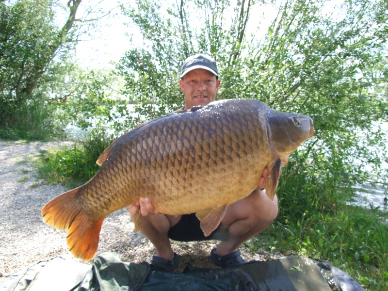 Chris Hutchings - 47lb