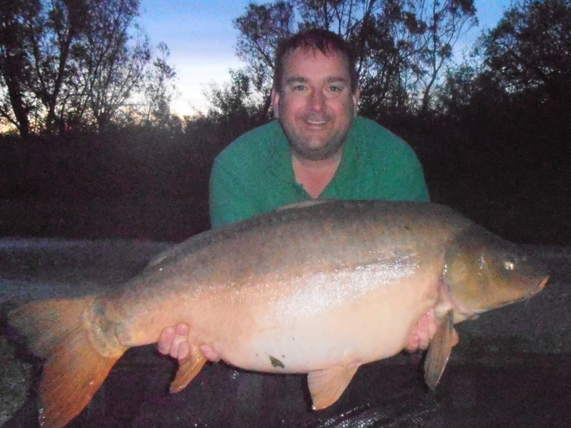 Simon Peach - 35lb