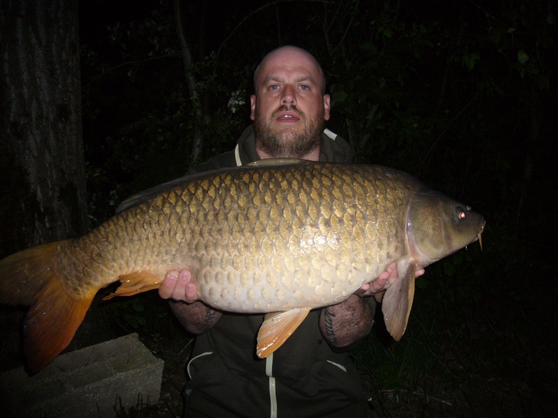 Dan Richards - 30lb
