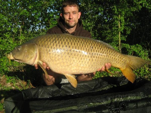 Jamie Miller - 40lb