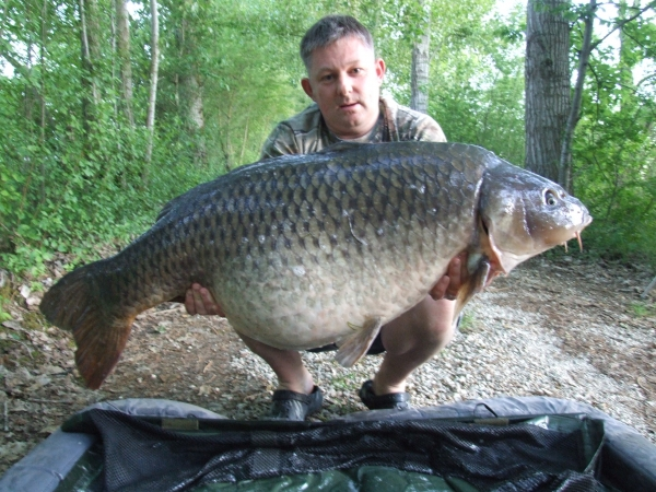 Richard Marriott: 46lb