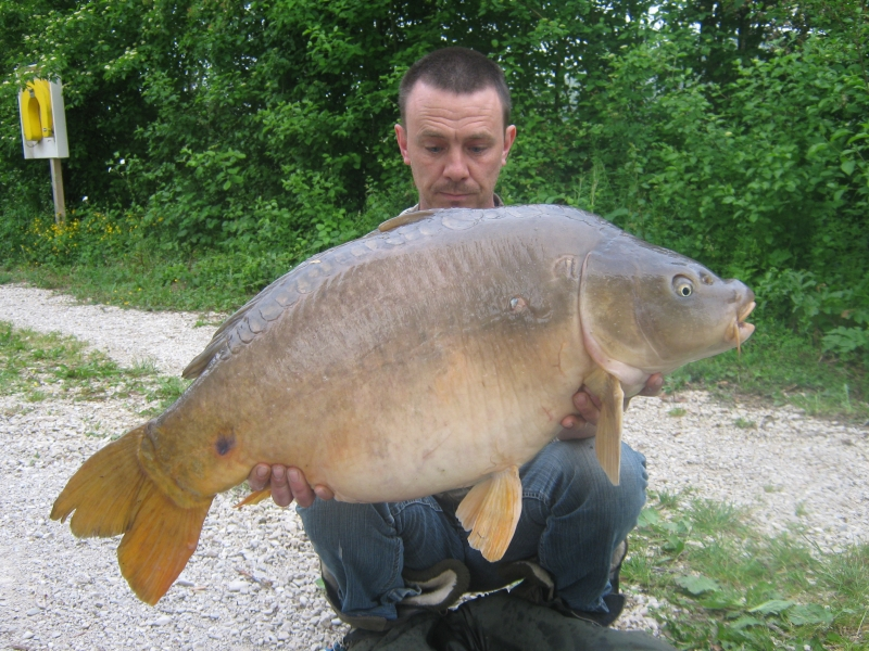 Colin Cleverland: 39lb