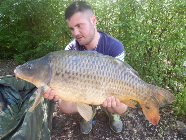 Andy Rotherham: 24lb