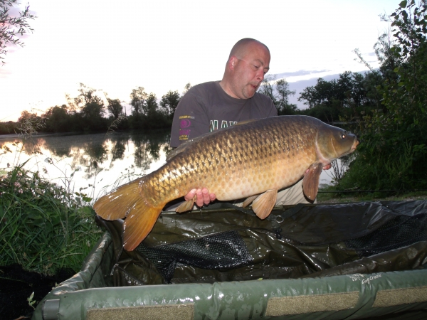Chris Dunn: 34lb