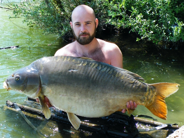 Will Page: 57lb