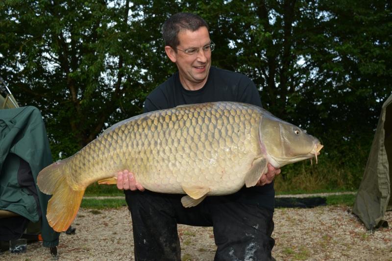 Steve Butcher: 41lb