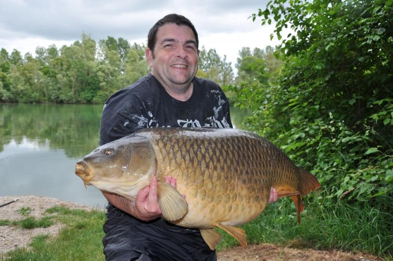 Paul Butcher: 42lb