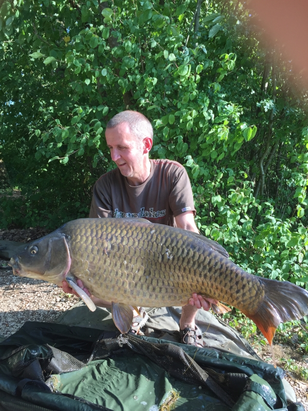 Andy Hindle: 45lb