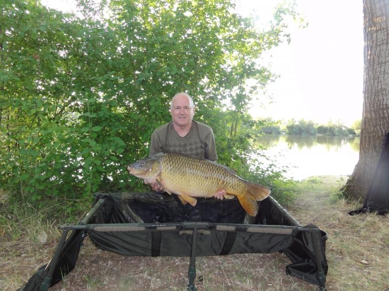 Steve Docherty: 43lb
