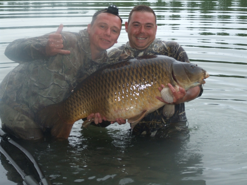 Harry Price: 49lb