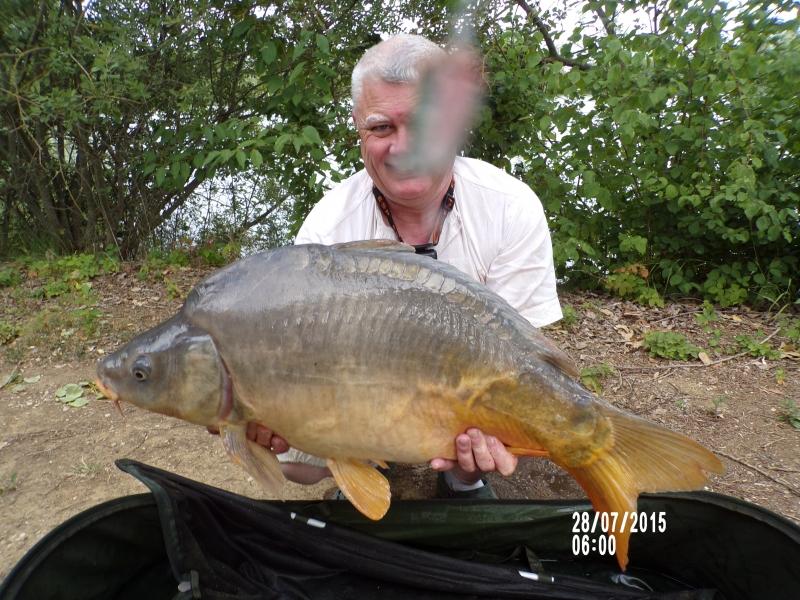 Steve Farden: 27lb