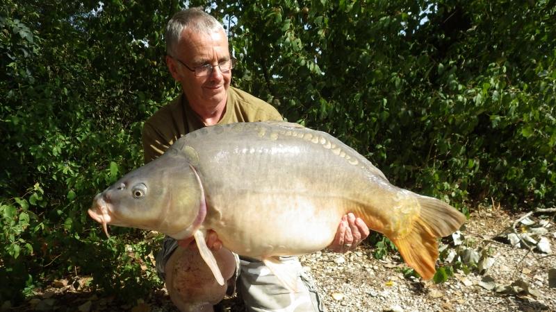 Julian Humphreys: 35lb