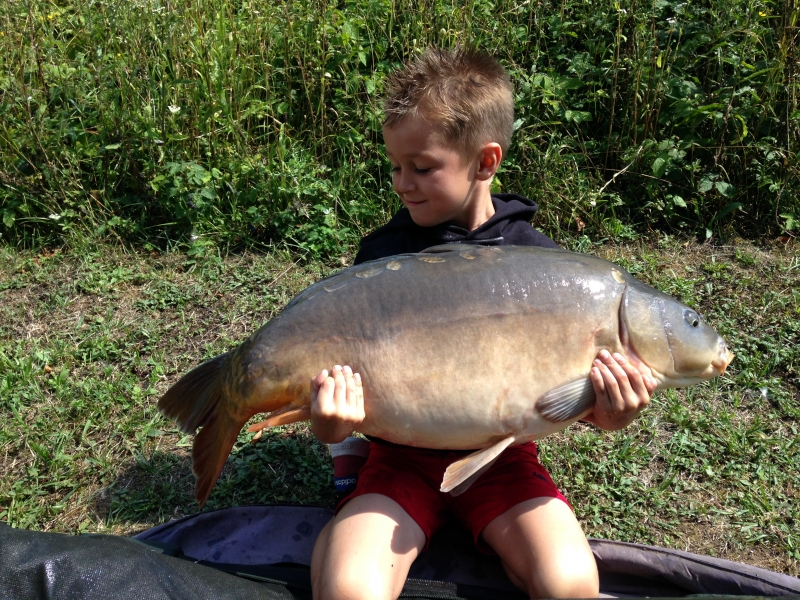 Finlay Parry: 26lb