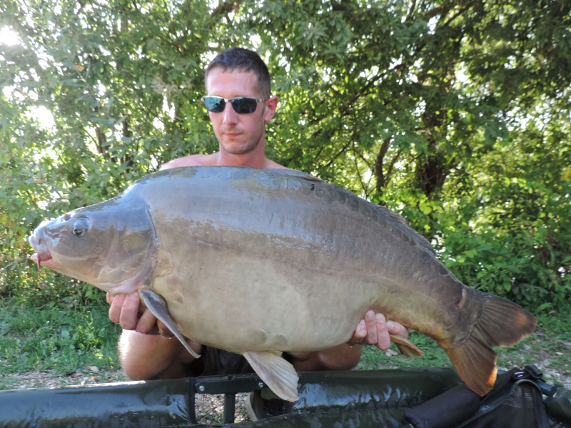 Mike Gregory: 43lb