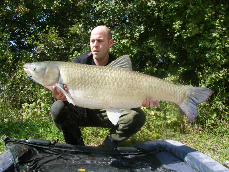 Kev Greenwood: 43lb