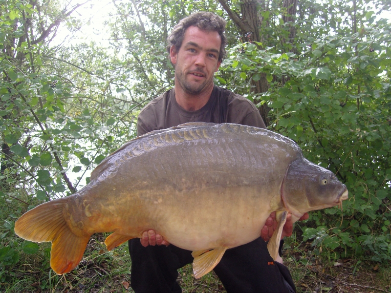 Shane Spiers: 45lb