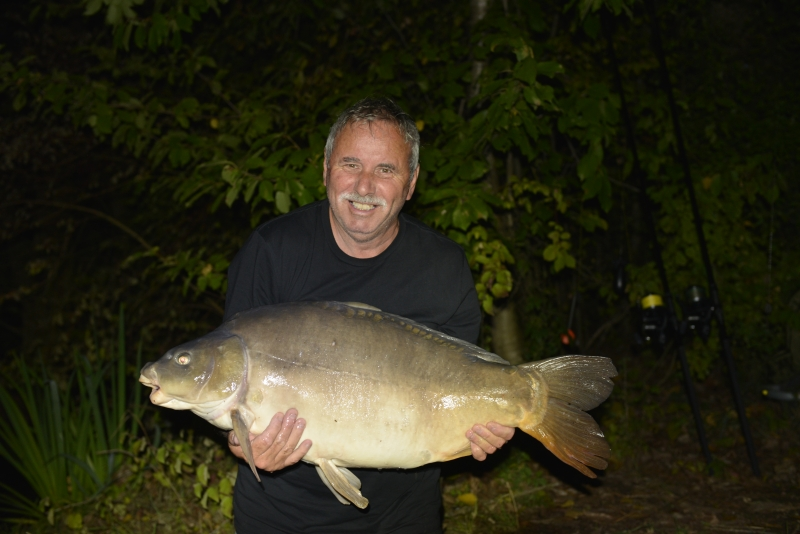 Derek Scully: 38lb