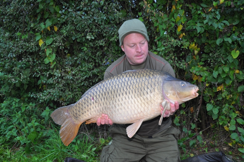 Dan Edwards: 32lb