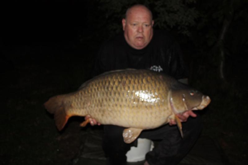 Steve Woodley: 59lb