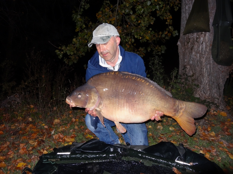 Terry Neville-Jones: 46lb