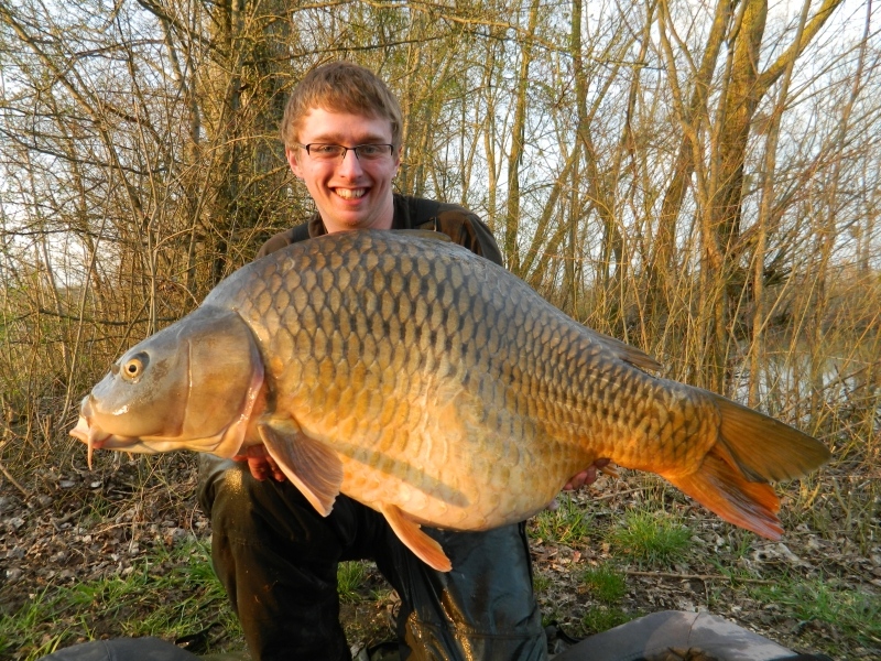 Matt Eccles: 46lb