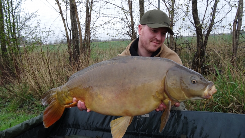 Andy Wright: 25lb
