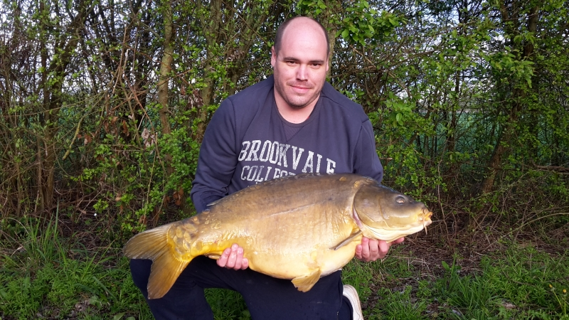 Matty Farnham: 43lb