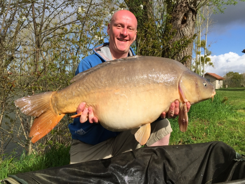 Dave Dudley: 34lb