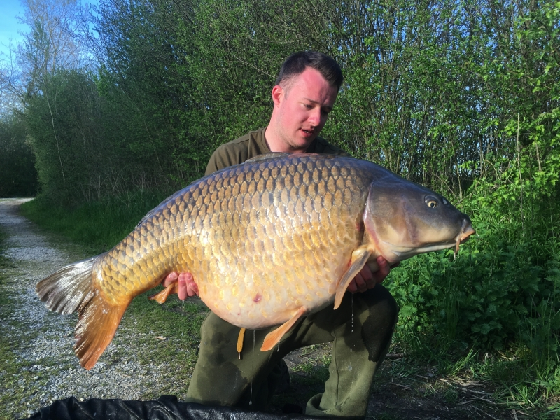 Toby Costigan: 64lb