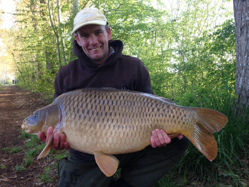 Rob Johnson: 41lb