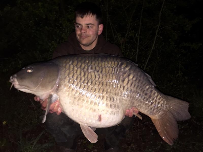 Shane Mcleary: 52lb