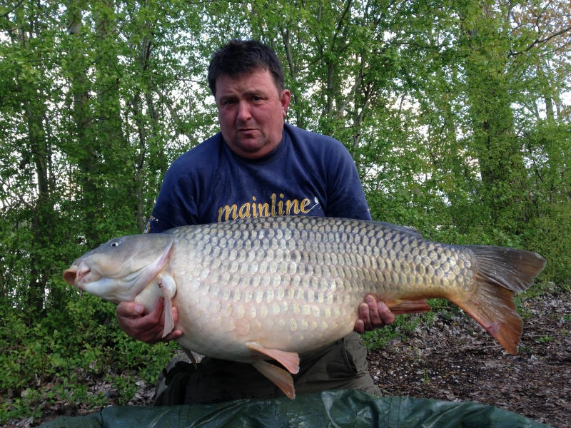 Colin Cooley: 55lb