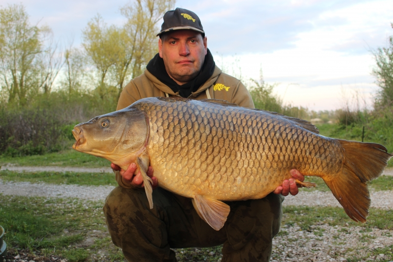 Nigel Sealy: 41lb