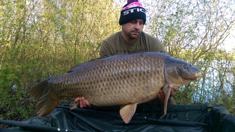 Adam Hicks: 57lb