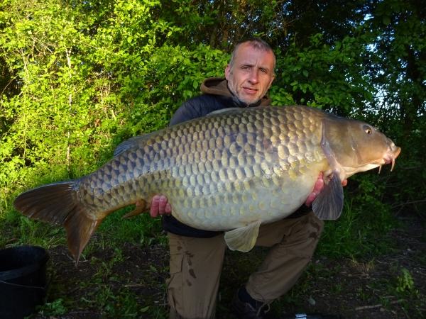 Scott McGregor: 57lb