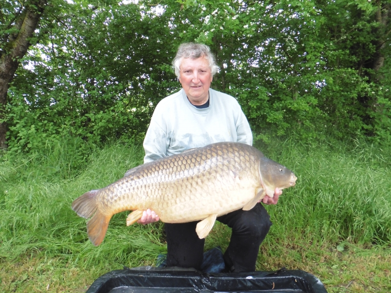 Dick Forty: 69lb