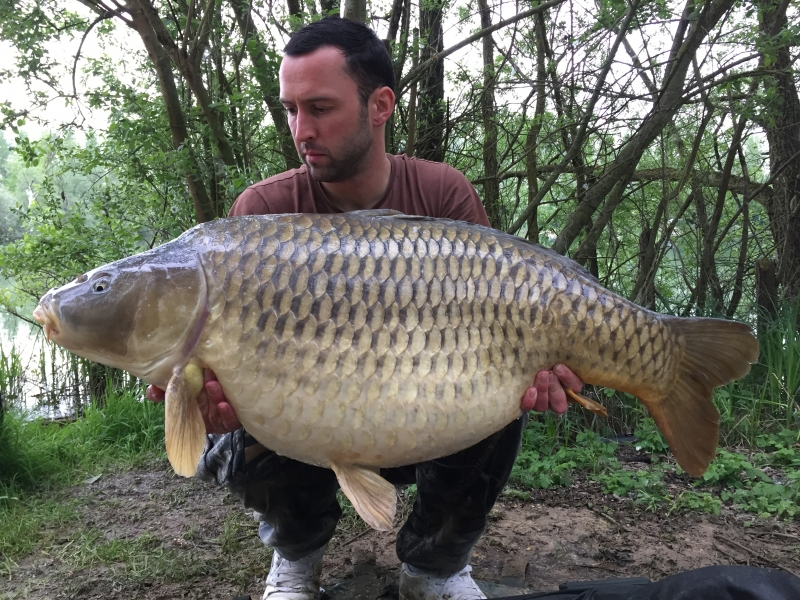 James Barrett: 52lb
