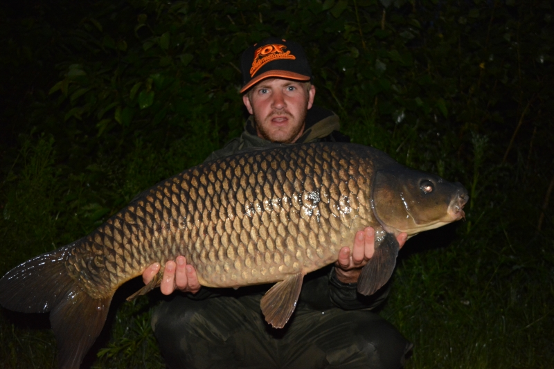 Charlie Harvey: 41lb