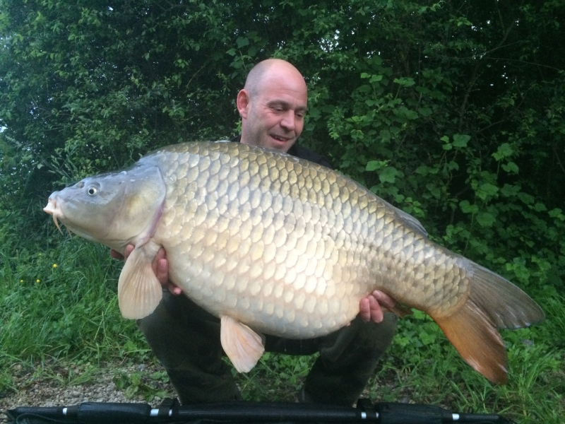Kev Greenwood: 44lb