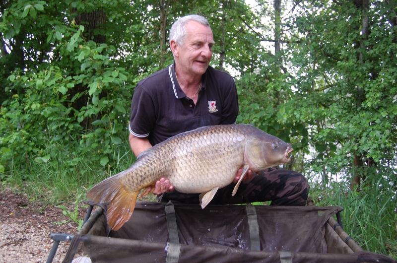 Roger Zarins: 32lb