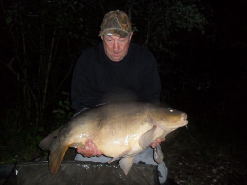 Steve Glen: 42lb