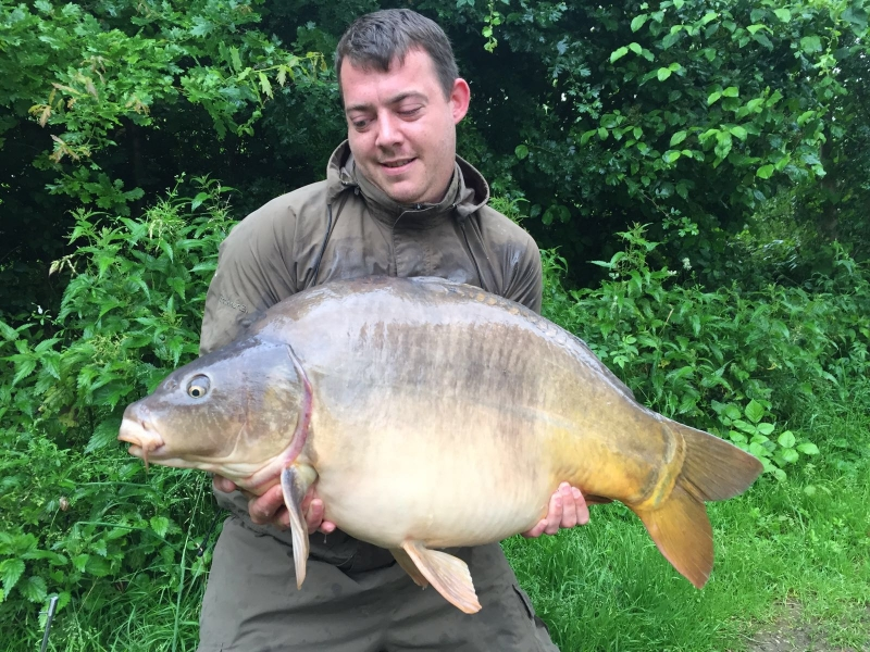 Mark Holland: 37lb