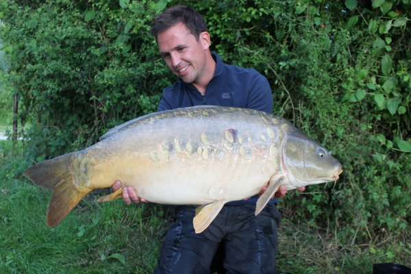 Andy Horne: 34lb